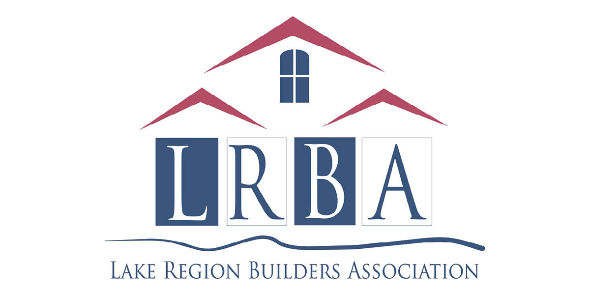 Lake Region Builders Association Logo