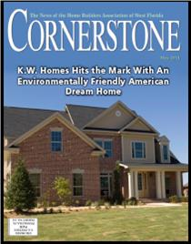 May 2011 Cornerstone Magazine