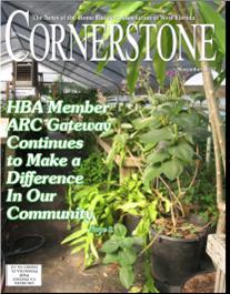 November 2012 Cornerstone Magazine