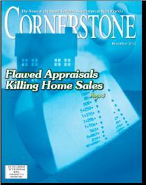 December 2012 Cornerstone Magazine