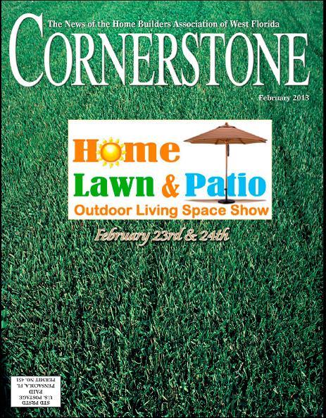 February 2013 Cornerstone Magazine