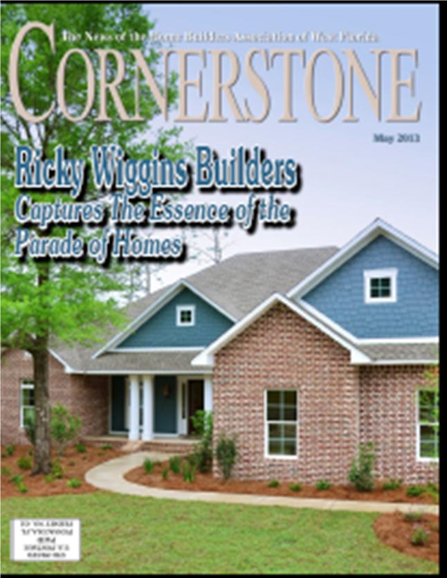 May 2013 Cornerstone Magazine