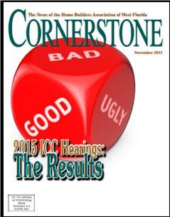 November 2013 Cornerstone Magazine