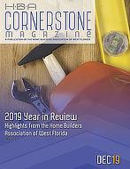 December 2019 Cornerstone Magazine