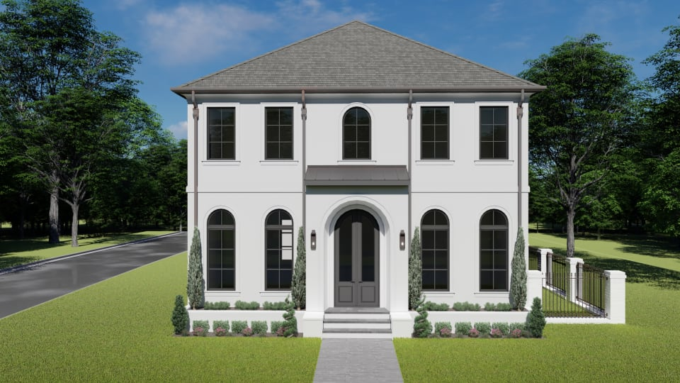 Creative Builders 235 36th Street Parade of Homes 2019 New Orleans