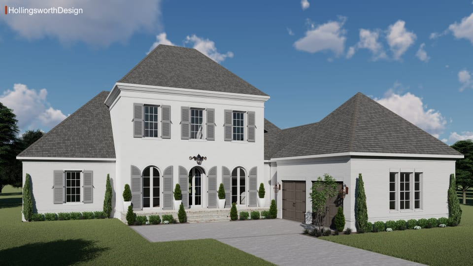 Parade of Homes 2019 Greater New Orleans C Adams Construction 278 English Turn Drive