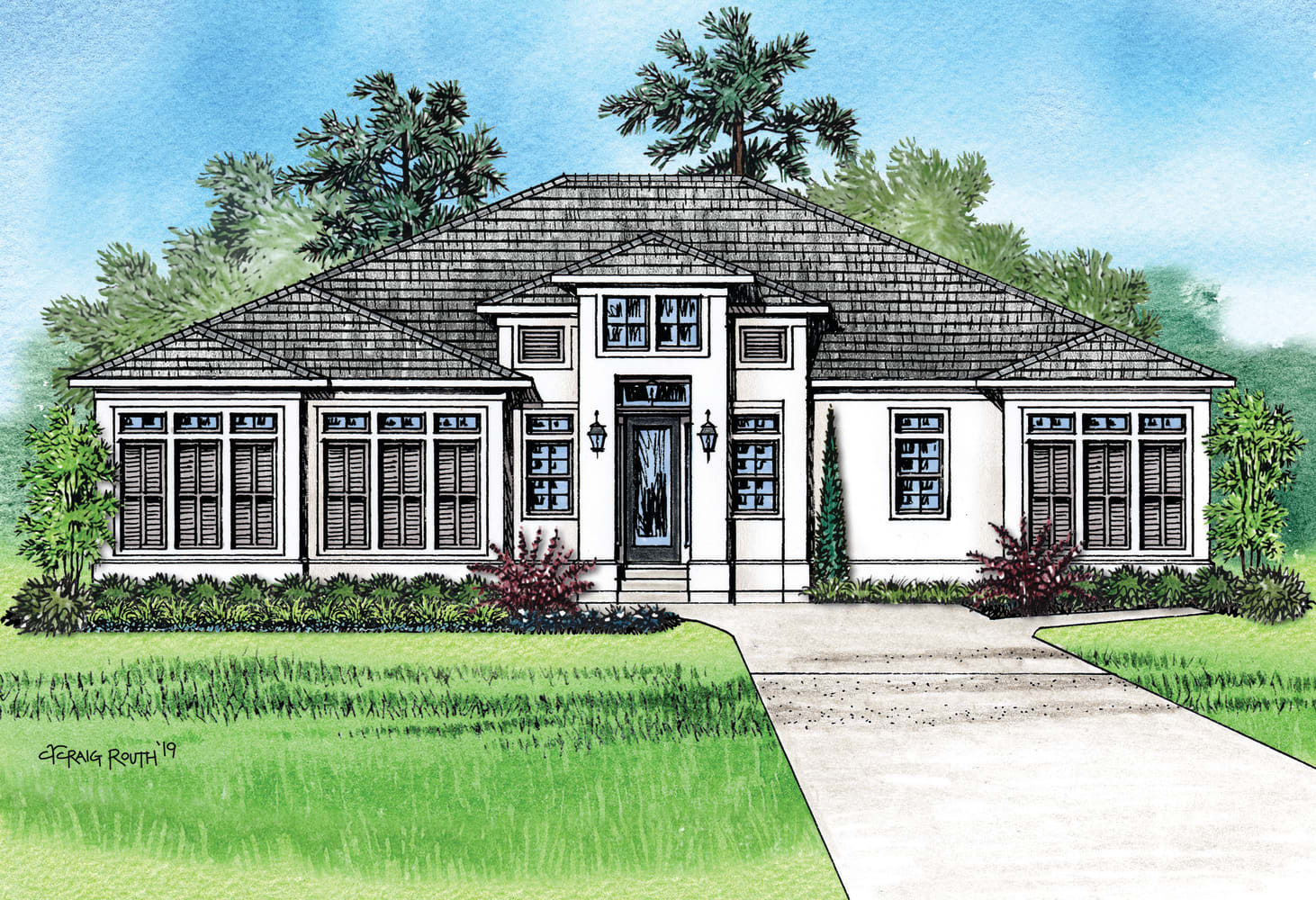 Gerlin-Services-Parade-Of-Homes-2019- 4 Palmetto - Greater New Orleans Home Builders Association