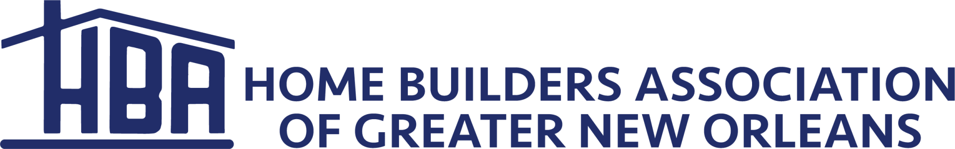 Home Builders Association of Greater New Orleans Logo