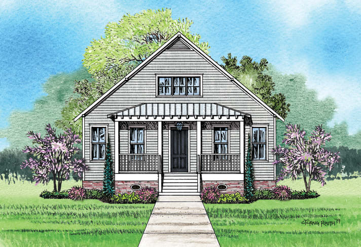 LaGraize-1906-ROSE-ST-Parade of Homes 2019-Greater New Orleans-Louisiana
