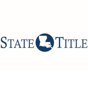 State Title Logo Louisiana Parade of Homes 2020