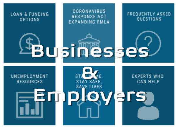 COVID Resources for Business & Employers, Portland MI