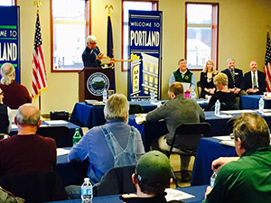 Portland MI Economic Workshop