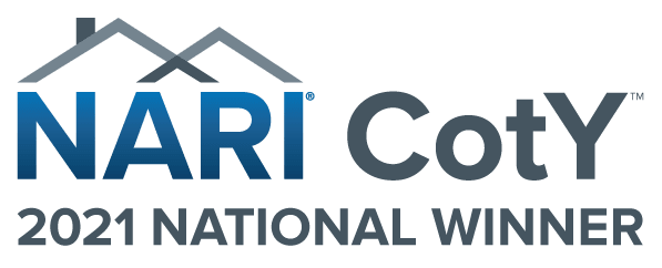 Congratulations to DiFabion Remodeling for receiving a 2021 NARI National CotY Award!