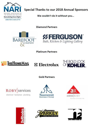 Thank you to our 2018 Annual Sponsors!