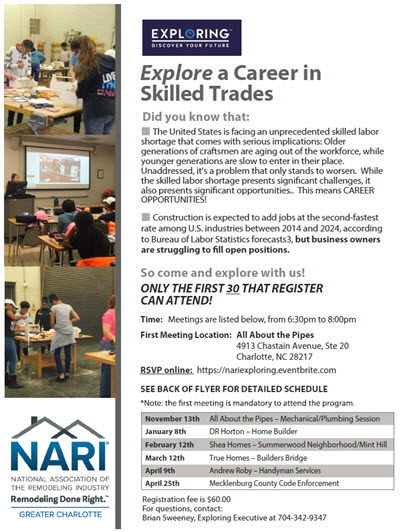 Explore a Career in Skilled Trades