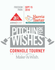 11th Annual Pitchin For Wishes Cornhole Tournament (9/15/2018) - Rescheduled (11/3/2018)