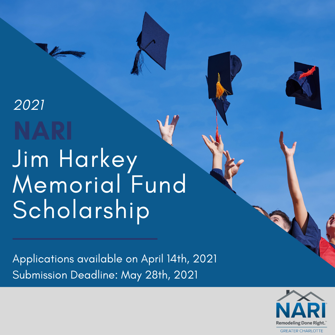 Scholarship Applications are Now Available- Deadline is May 28th!