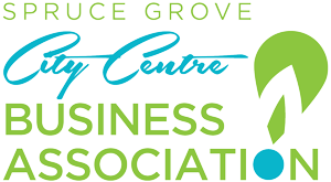 Spruce Grove City Centre Business Association Logo
