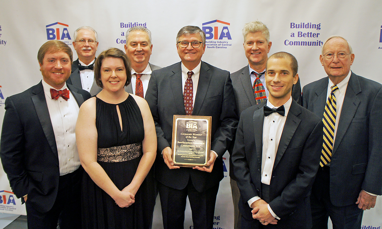BIA Corporate Member of the Year Southeastern Insurance Consultants