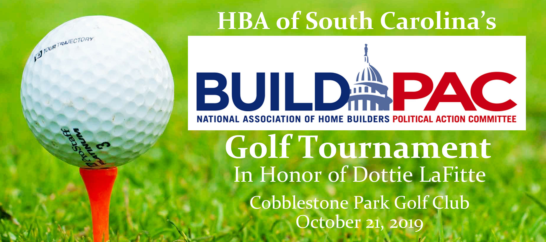 BUILD-PAC Golf Tournament