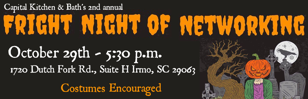 Fright Night of Networking