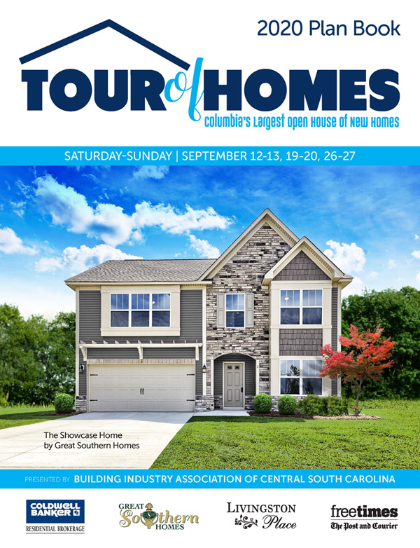 TOUR OF HOMES 2020 Planbook