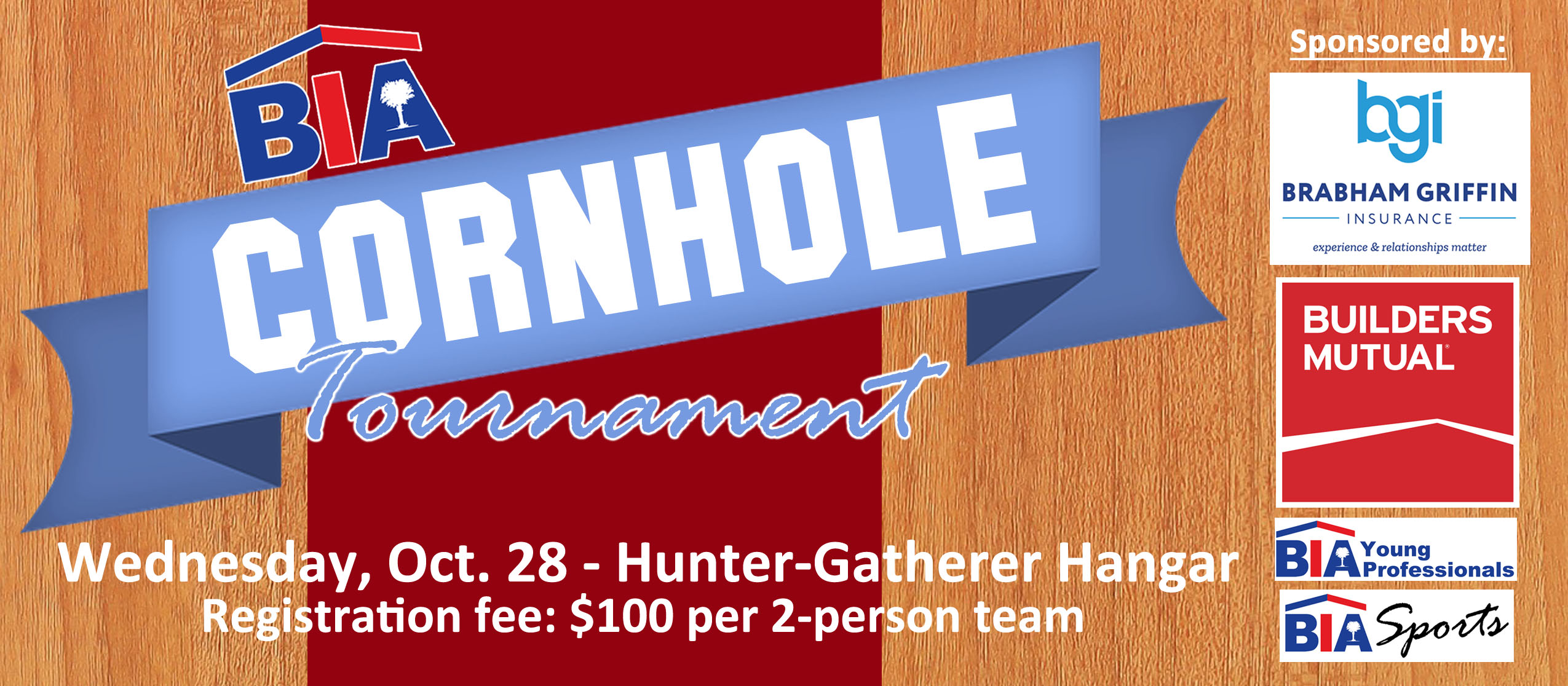 2020 BIA Corn Hole Tournament