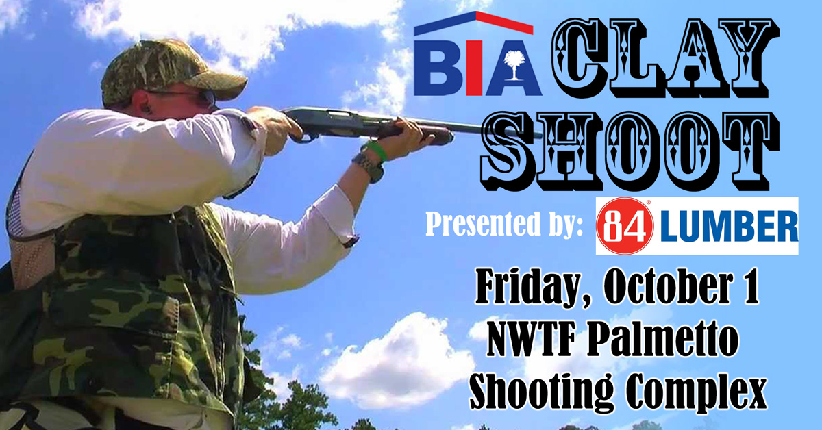BIA Clay Shoot presented by 84 Lumber