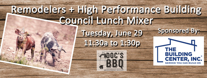 RC + HPBC Lunch-Mixer