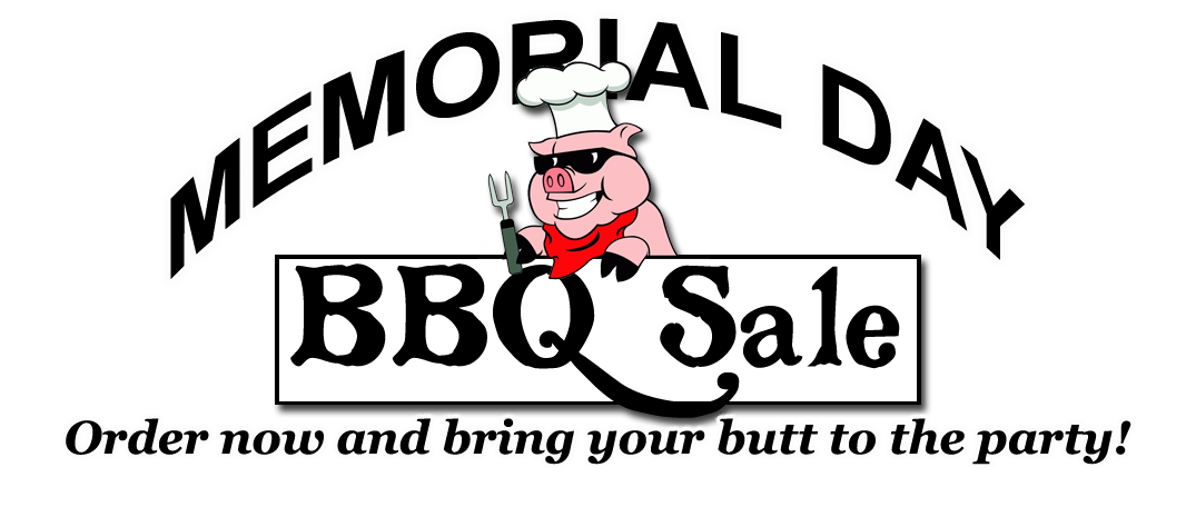 Memorial Day BBQ Sale 2021