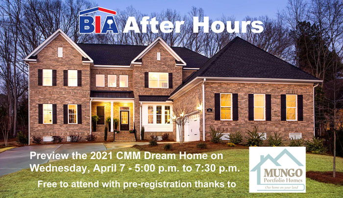 CMM 2021 Dream Home Preview