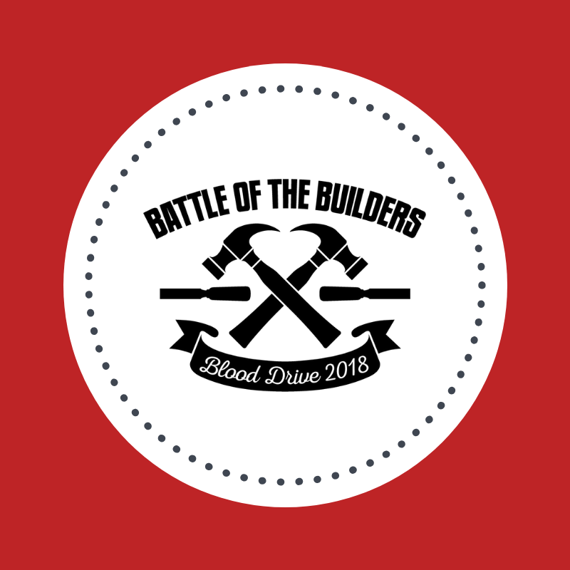 Battle of the Builders Blood Drive