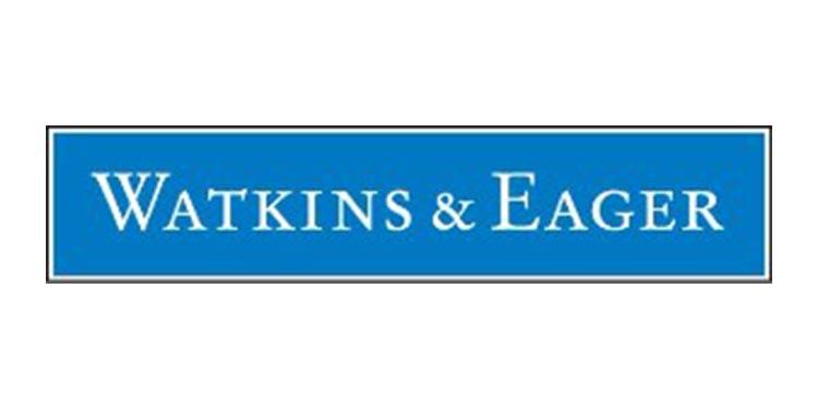 watkins & eager logo