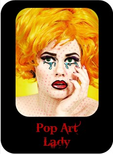 pop art costume