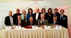 Legislative Power Luncheon 2015